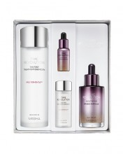 MISSHA TIME REVOLUTION NIGHT REPAIR BEST SELLER SET(NIGHT REPAIR AMPOULE + THE FIRST TREATMENT ESSENCE)