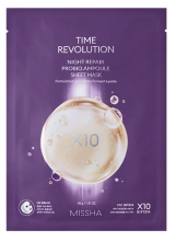 Time Revolution Night Repair Probio Ampoule Sheet Mask